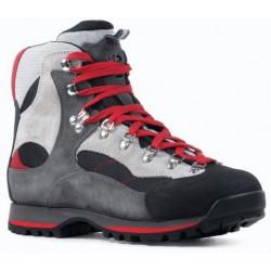 Garsport Sorapiss WP grigio/rosso dámské nepromokavé trekové boty