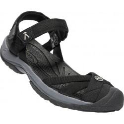 Keen Bali Strap W black/steel dámské outdoorové sandály i do vody1