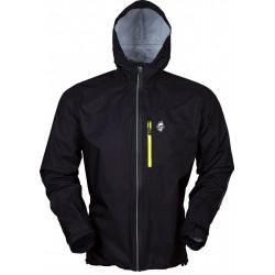 High Point Road Runner 3.0 Jacket black pánská nepromokavá bunda BlocVent 2,5L
