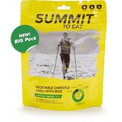 Summit To Eat Vegetariánské Jalapeno s rýží 2 porce expediční strava (1)