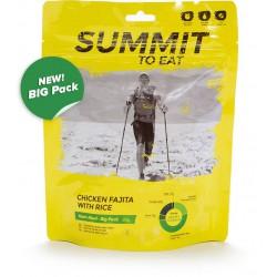 Summit To Eat Kuře Fajita s rýží 2 porce expediční strava