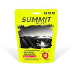 Summit To Eat Čokoládová pěna s třešněmi a granolou 1 porce expediční strava