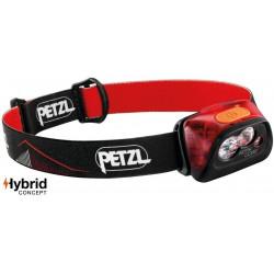 Petzl Actik Core Hybrid red čelovka (1)