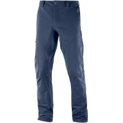 _Salomon Wayfarer Utility Pant M night sky 401710 pánské turistické kalhoty
