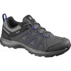 Salomon Rodica GTX magnet/phantom/mazarine blue 409253 pánské nízké nepromokavé boty