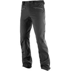 Salomon Ranger Mountain Pant M black 397307 pánské softshellové kalhoty