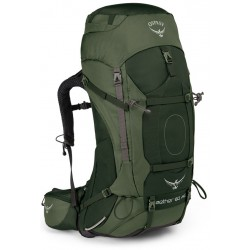 Osprey Aether AG 60l L adirondack green expediční batoh