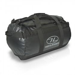 Highlander Duffle Bag Lomond 90l černá cestovní taška