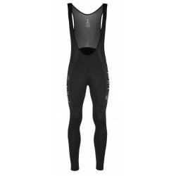 Kilpi Otera-M černá pánské zimní kalhoty na běžky nebo běh