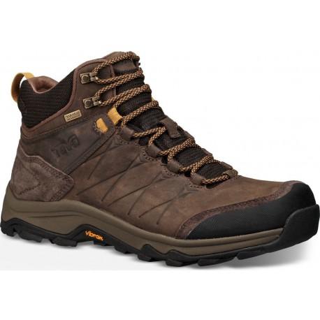 Teva Arrowood Riva Mid WP M 1018741 TKCF pánské nepromokavé kožené trekové boty