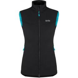 Zajo Alta W Vest black dámská zateplená vesta Primaloft/Tecnostretch