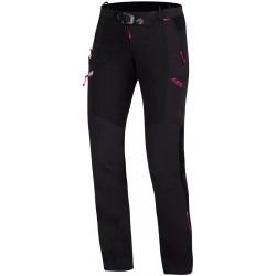 Direct Alpine Cascade Lady 2.0 black/rose dámské celoroční turistické kalhoty