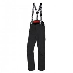 Husky Mitaly L černá dámské nepromokavé zimní lyžařské kalhoty HuskyTech 20000 1