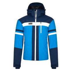 Kilpi Ponte-M modrá pánská nepromokavá zimní lyžařská bunda