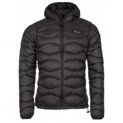 Kilpi Rebeki-M černá pánská zimní bunda