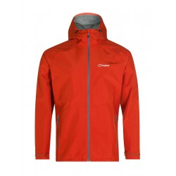 Berghaus Paclite 2.0 Shell Jacket M red/red pánská nepromokavá bunda