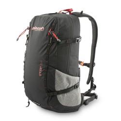 Pinguin Step 24l městský batoh na notebook black černý