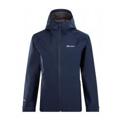 Berghaus Paclite 2.0 Shell Jacket W tmavě modrá dámská nepromokavá bunda