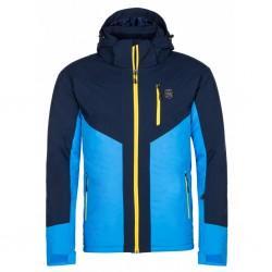Kilpi Tauren-M modrá pánská voděodolná zimní lyžařská bunda