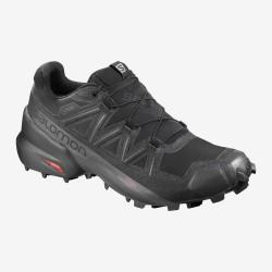 Salomon Speedcross 5 GTX black/phantom 407953 pánské nepromokavé běžecké boty1