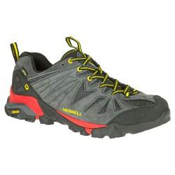 Merrell Capra GTX granite J35337 pánské nízké nepromokavé trekové boty