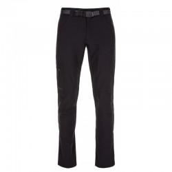 Kilpi James-M černá pánské turistické kalhoty1