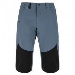 Kilpi Otara-M modrá pánské turistické 3/4 kalhoty