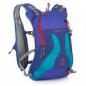 Kilpi Cadence-U 10l  turistický, běžecký a cyklistický batoh s 2l vodním vakem