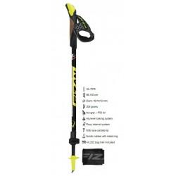 Fizan NW Revolution Yellow třídílné nordic walking hole bez odpružení