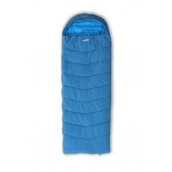 Pinguin Blizzard PFM třísezónní dekový spací pytel Thermicfibre PFM modrá levý