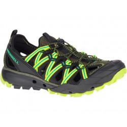 Merrell Choprock Shandal dusty olive J50355 pánské nízké prodyšné boty/sandály