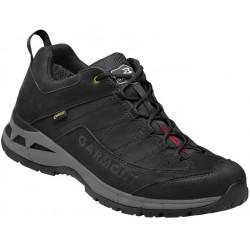 Garmont Trail Beast + GTX black pánské nízké nepromokavé kožené boty1