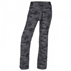 Kilpi Mimicri-M tmavě šedá pánské lehké turistické kalhoty 1