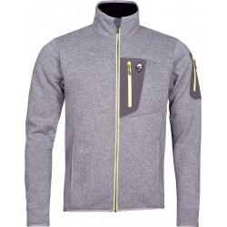 High Point Skywool 5.0 Sweater grey pánský vlněný svetr Tecnowool