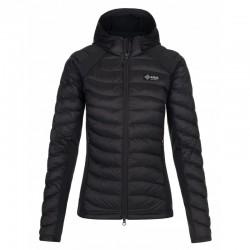 Kilpi Adisa-W černá dámská lehká outdoorová bunda 1