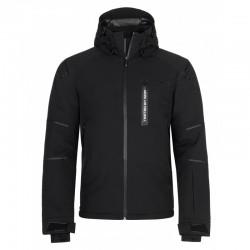 Kilpi Turnau-M černá pánská nepromokavá zimní lyžařská bunda 20000 1