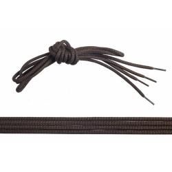 Grisport Tkaničky do bot lovecké 220 cm černo-hnědé kulaté