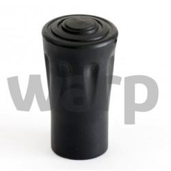 Warp Gumový ochranný kryt 11 mm/4 cm - trekové hole