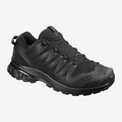 _Salomon XA Pro 3D v8 Wide black 409881 pánské prodyšné běžecké boty rozšířené změřeno
