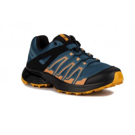 Salomon XT Inari Indian Teal/Black/Arrowwo 410348 pánské nízké prodyšné běžecké boty