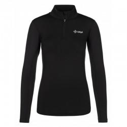 Kilpi Wilke-W černá dámské triko dlouhý rukáv 1