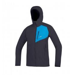 Direct Alpine Dru Light anthracite/ocean pánská softshellová bunda1