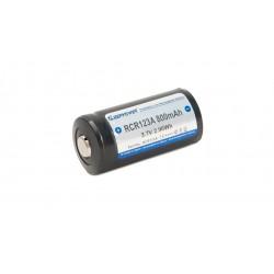 Keeppower Li-Ion RCR123A 800 mAh nabíjecí baterie