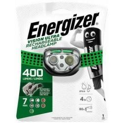 Energizer Vision Ultra Rechargeable Headlamp 400 lm dobíjecí čelovka USB, funkce stmívání