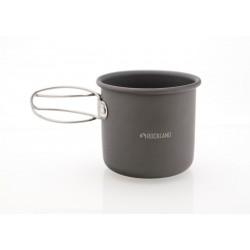 Rockland Anodized mug 350 ml hliníkový hrneček sklopná ucha1