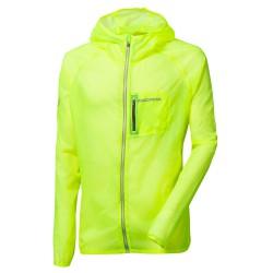 Progress Aero Lite neon žlutá pánská lehká bunda/větrovka1