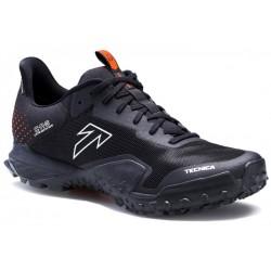 Tecnica Magma S GTX MS black/dusty lava pánské nepromokavé běžecké i trekové boty