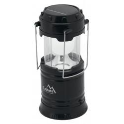 Cattara Svítilna kempingová vysouvací LED 20/60lm nabíjecí / solární