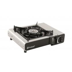 Outwell Appetizer Solo jednoplotýnkový přenosný plynový vařič v kufříku s piezem