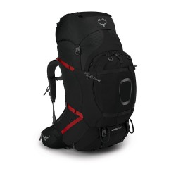 Osprey Aether Plus 85l L/XL expediční batoh black černý